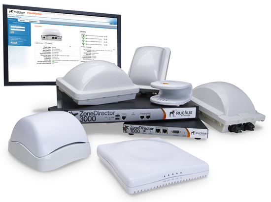 Ruckus Wireless Outdoor